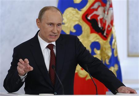 V. Putinas (nuotr. www.reuters.com)