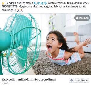 Efektyyvi facebook reklama